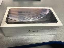 VENDO IPHONE XR 64 GB CAJA SELLADA ENTREGA INMEDIATA!!!
