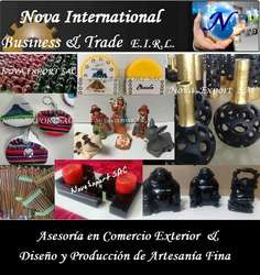 Asesoría y Desarrollo Comercio Exterior Exportaciones / Importaciones Negocios Internacionales Import Export