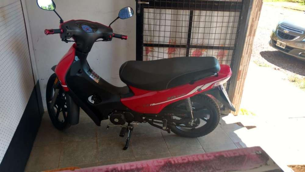 Vendo Zb Full Modelo 2019