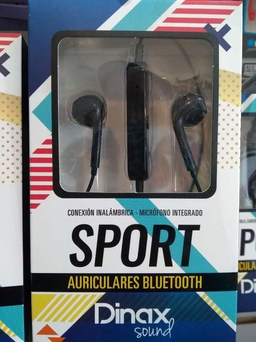 Auricular Dinax <strong>bluetooth</strong>