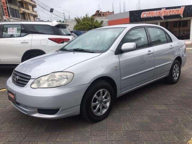 Toyota Corolla 2004 - 202000 km