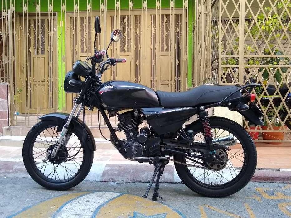 Moto Nkd 125 - Mod. 2013