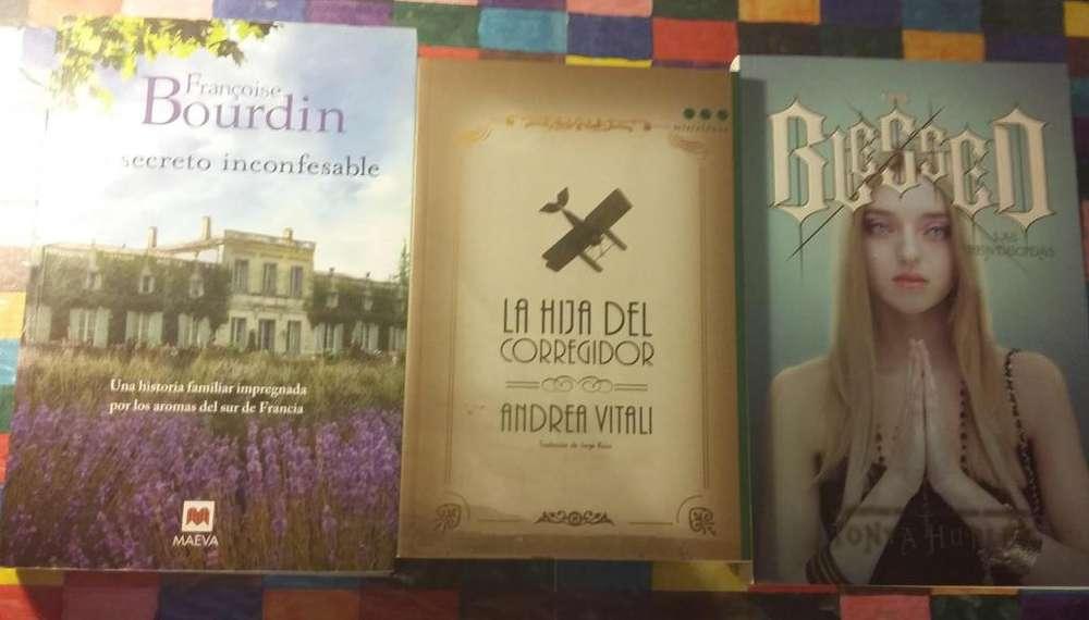 Libros ficción