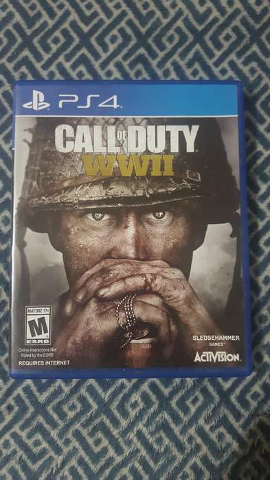 Call Of Duty World At War Ii Ps4