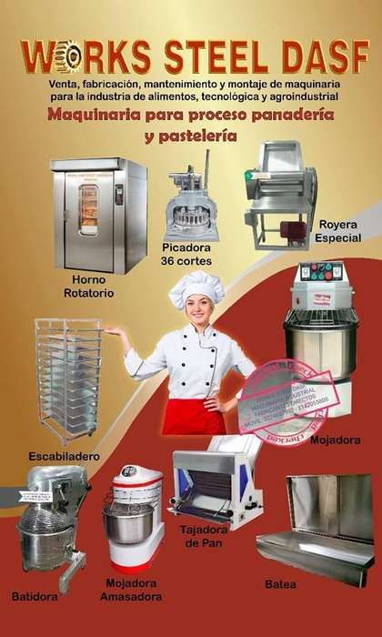 horno royera batea escabiladeros mojadora latas etc pulverizador prensa cacao- marmita tostadora trilladora