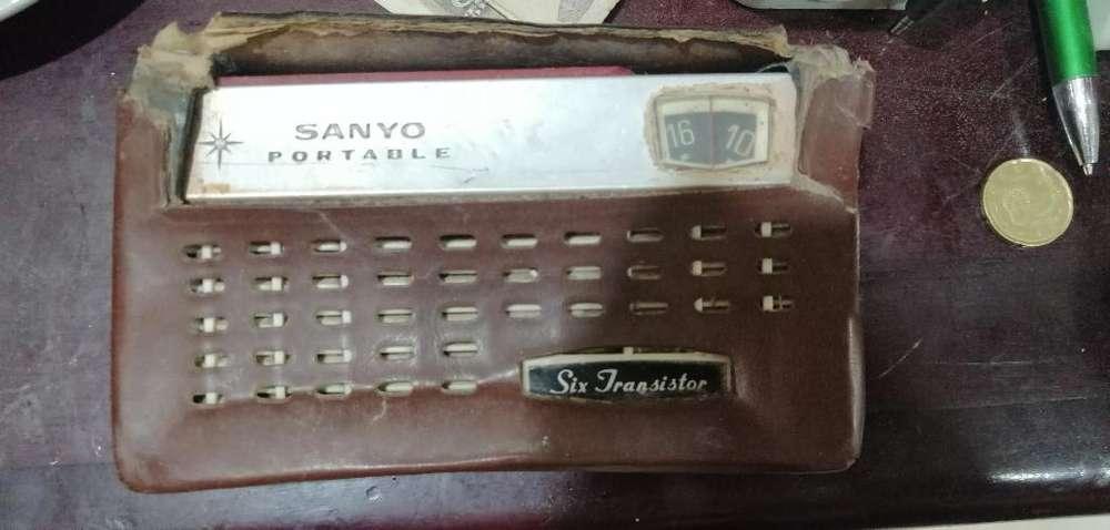 Antiguo Radio Sanyo