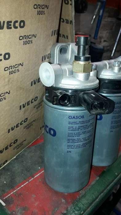 Portafiltro con Filtros de <strong>fiat</strong> Iveco