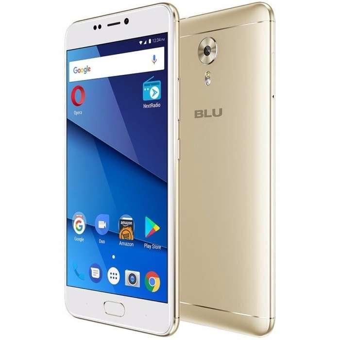 Celular Blu Vivo 8 64gb Dorado