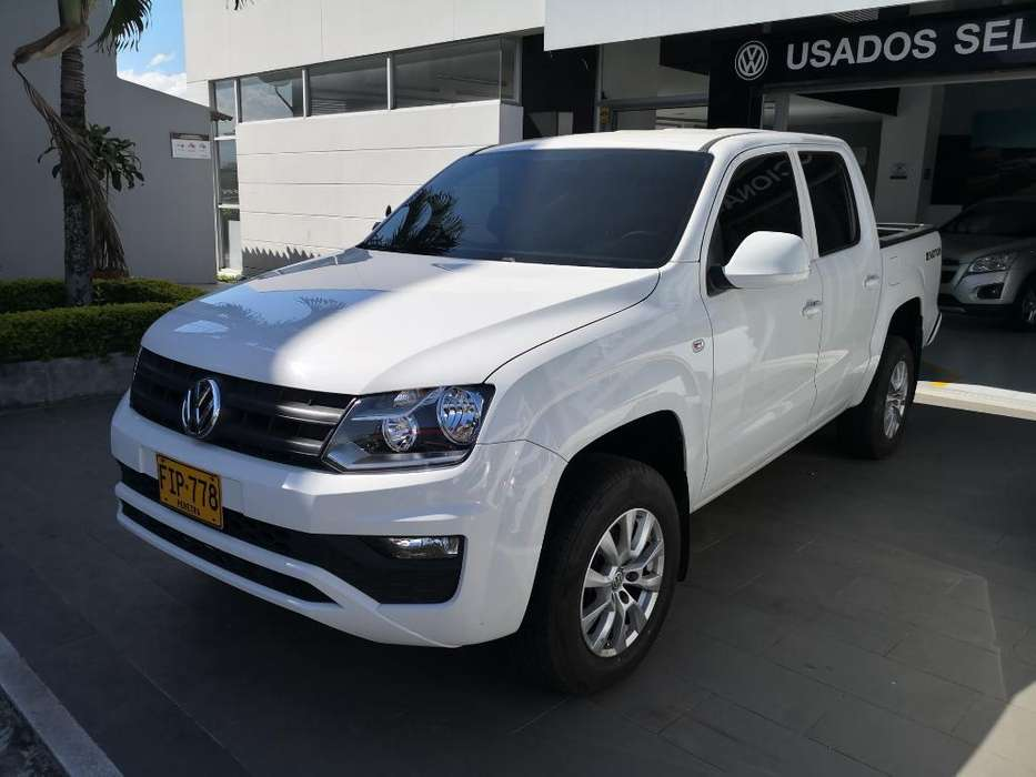 Volkswagen Amarok 2019 - 8000 km