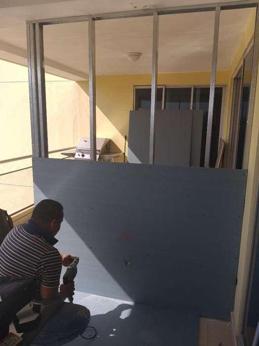 Maestro Profesional en Drywall