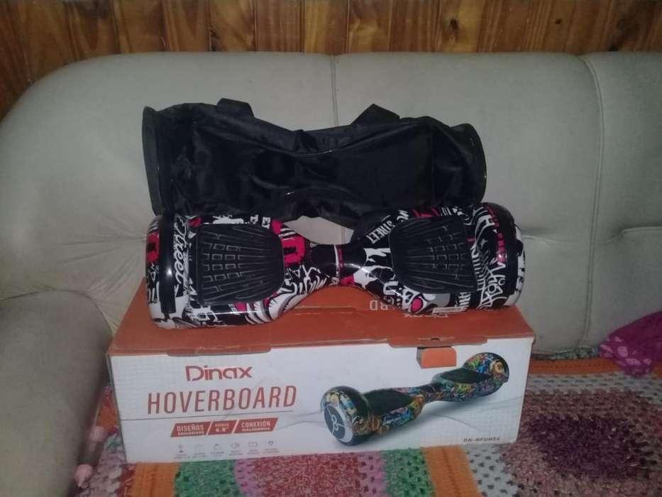 Vendo Hoverboard Patineta Electrica ..