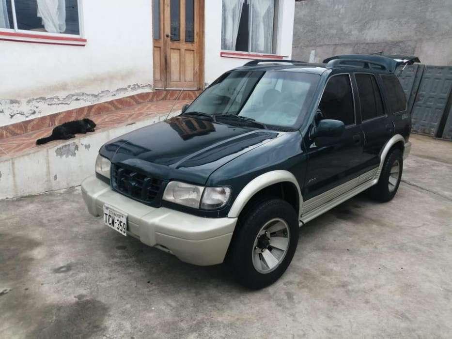 Kia Sportage 2003 - 190000 km