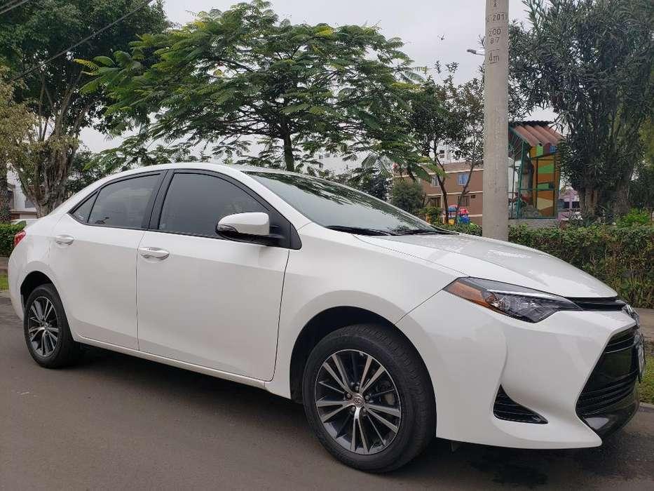 Toyota Corolla 2017 - 25200 km