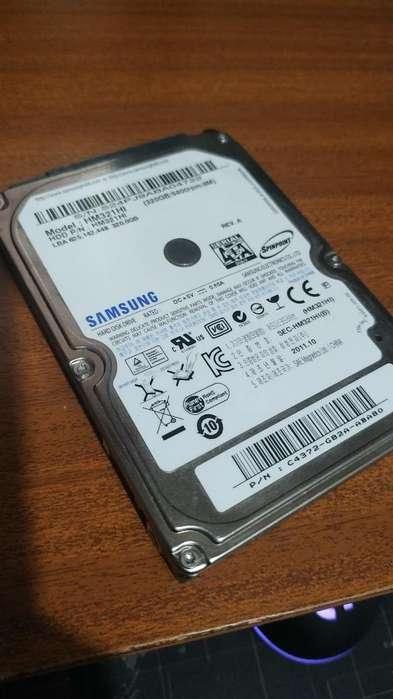 Disco Duro 320gb Samsung, Y 4gb de Ram