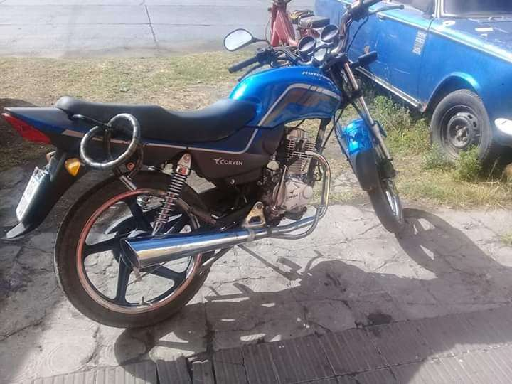 Vendo corven hunter impecable 29 mil tel 154587668