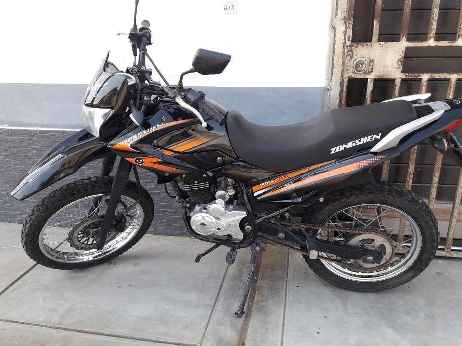 Moto Zongshen 150cc