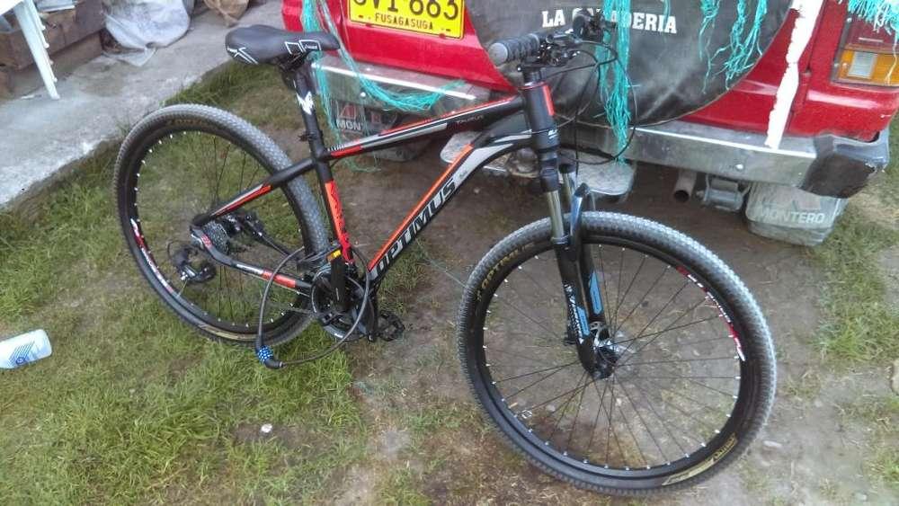 Bicicleta de Montaña OPTIMUS TAURUS