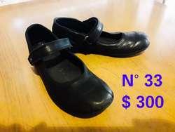 Zapatos Escolares de Nenas