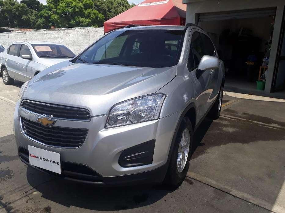 Chevrolet Tracker 2016 - 75600 km