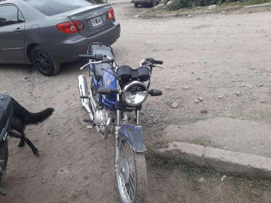 Vendo Moto <strong>yamaha</strong> Ybr 2008 Impecable