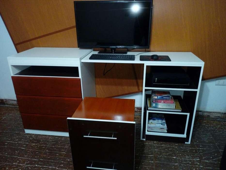 Mueble de Melamina Multifuncional Nuevo