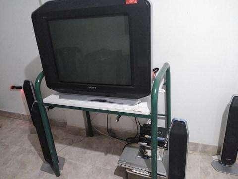 vendo tv marca sony con sonido icorporado