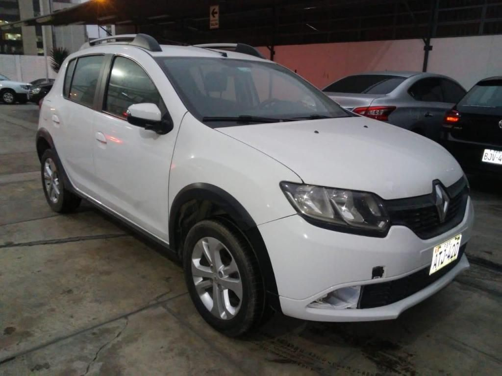 RENAULT STEPWAY EXPRESSION 1.6 2015 BLANCO M/T SUV