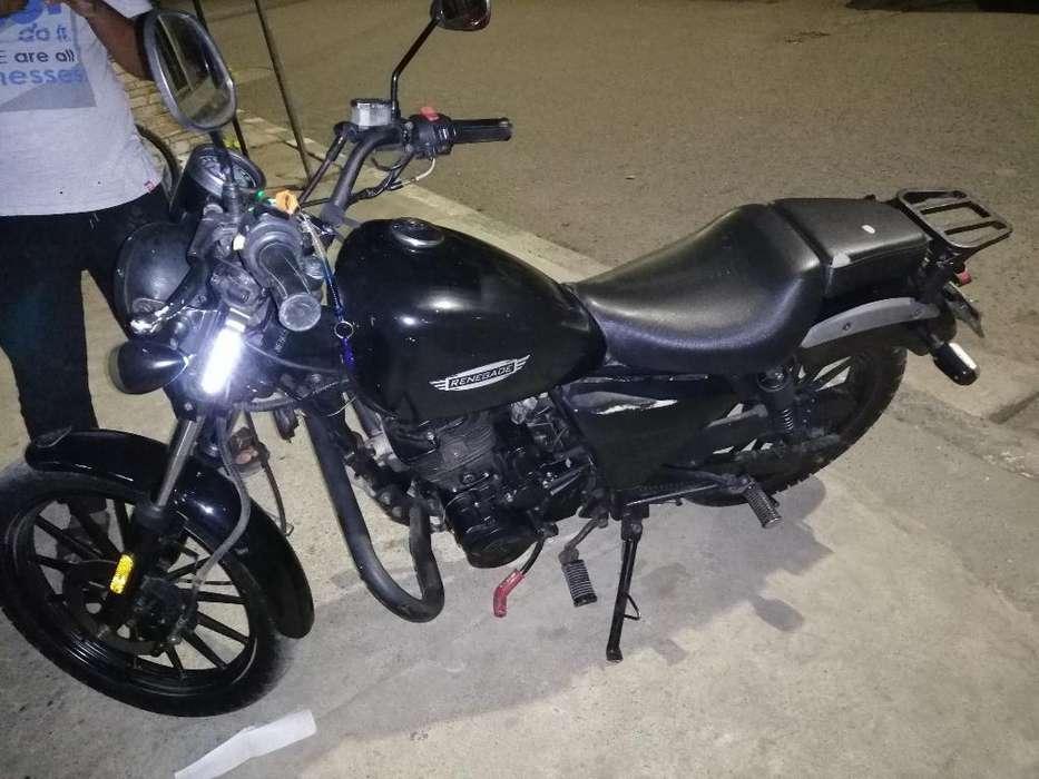 Gn Um Renegade Duty Estilo Harley