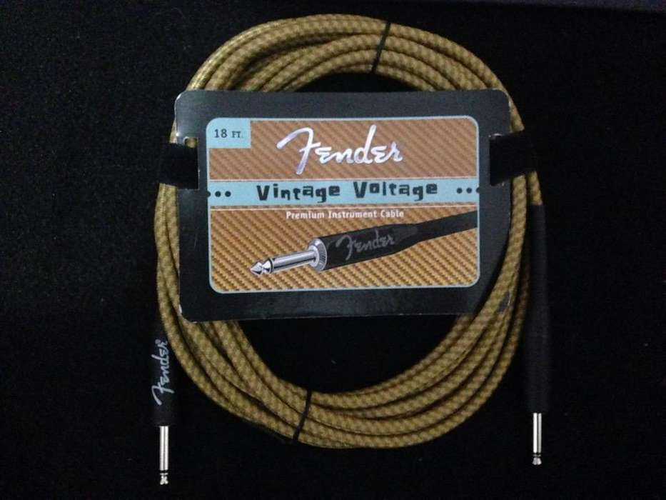 Cable Fender Vintage Voltage