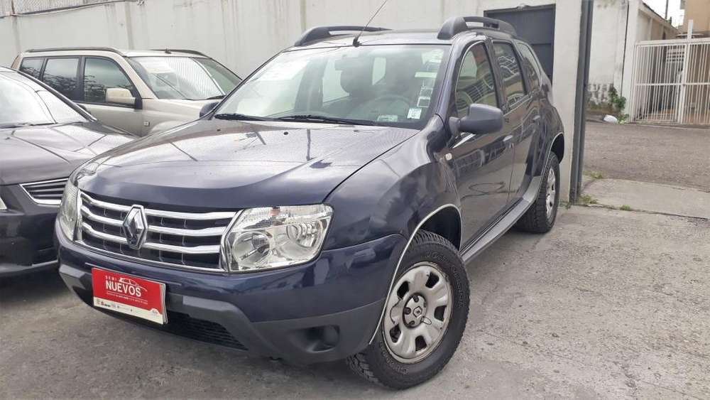 Renault Duster 2013 - 109860 km