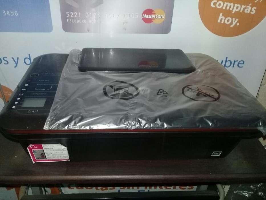 Impresora Hp Deskjet 3050 Multifunciónal
