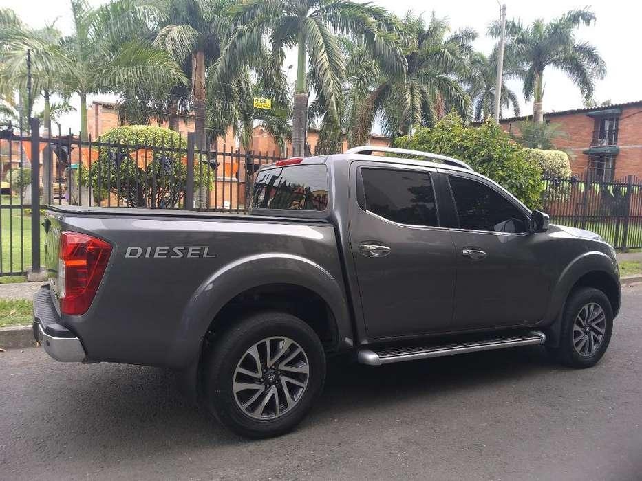 Nissan Frontier 2018 - 34500 km