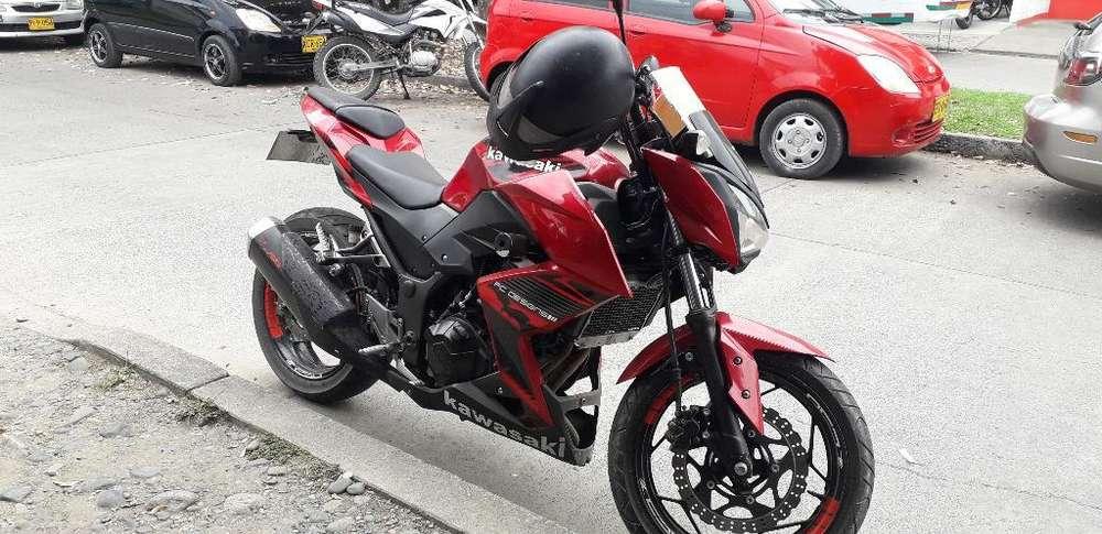 Vendo Motocicleta <strong>kawasaki</strong> Er 250c