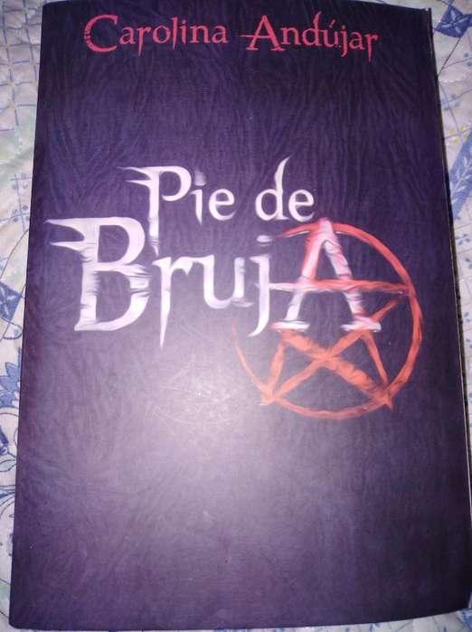 Libro Pie de Bruja