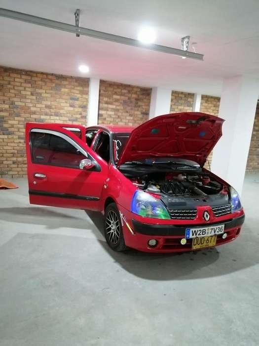 Renault Symbol 2006 - 140000 km