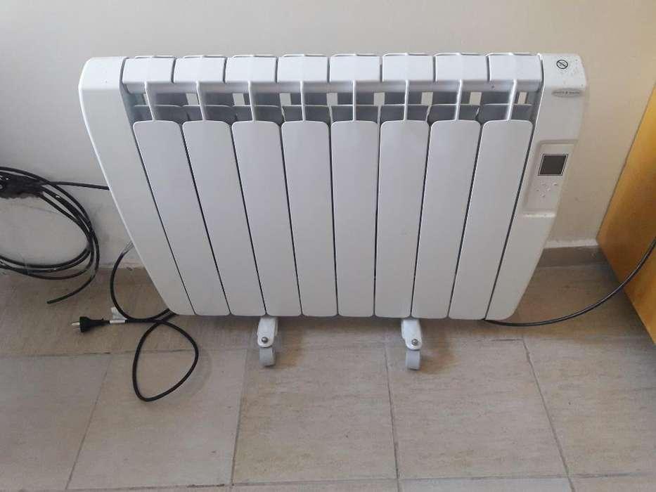 Calefactor Eléctrico <strong>aluminio</strong>