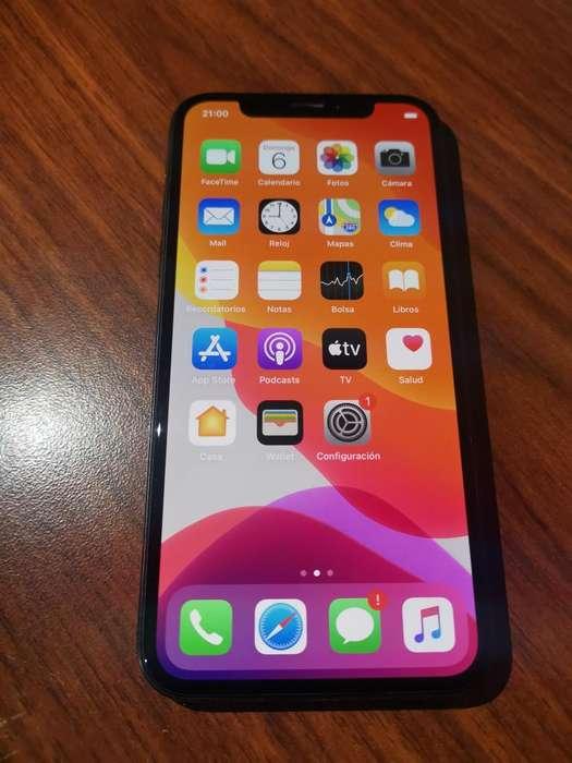 VENDO iPhone X 64GB LIBRE en muy buen estado