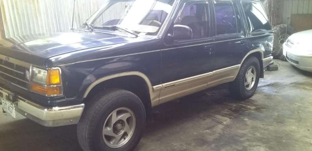 Ford Explorer 1991 - 0 km