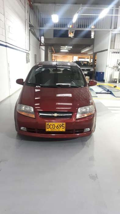 Chevrolet Aveo 2009 - 84086 km