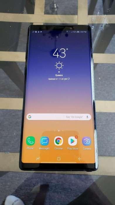 Samsung Galaxy Note 9 128gb 6gb Dual Sim 4g Sumergible Ocean Blue