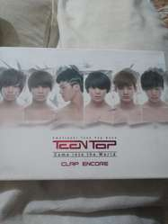 Teen Top Come Into The World Clap Encore