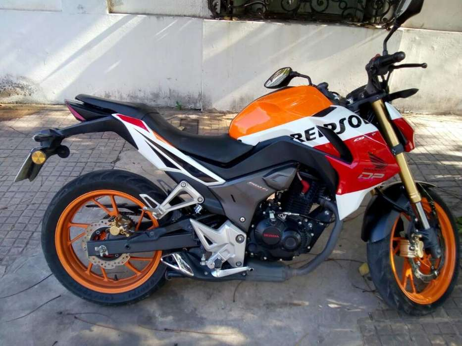 Impecable <strong>honda</strong>