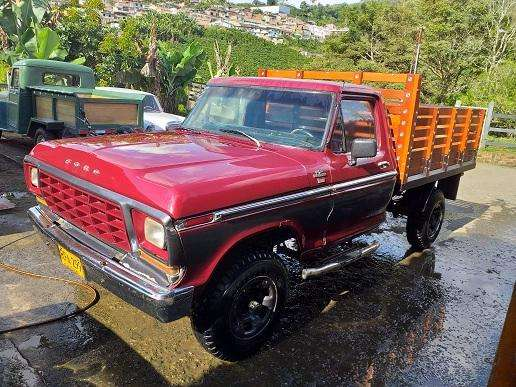 <strong>ford</strong> F-150 1979 - 230000 km