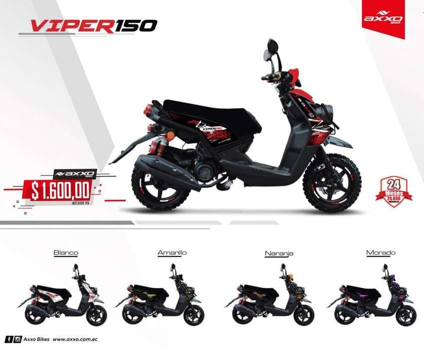 Moto Viper 150