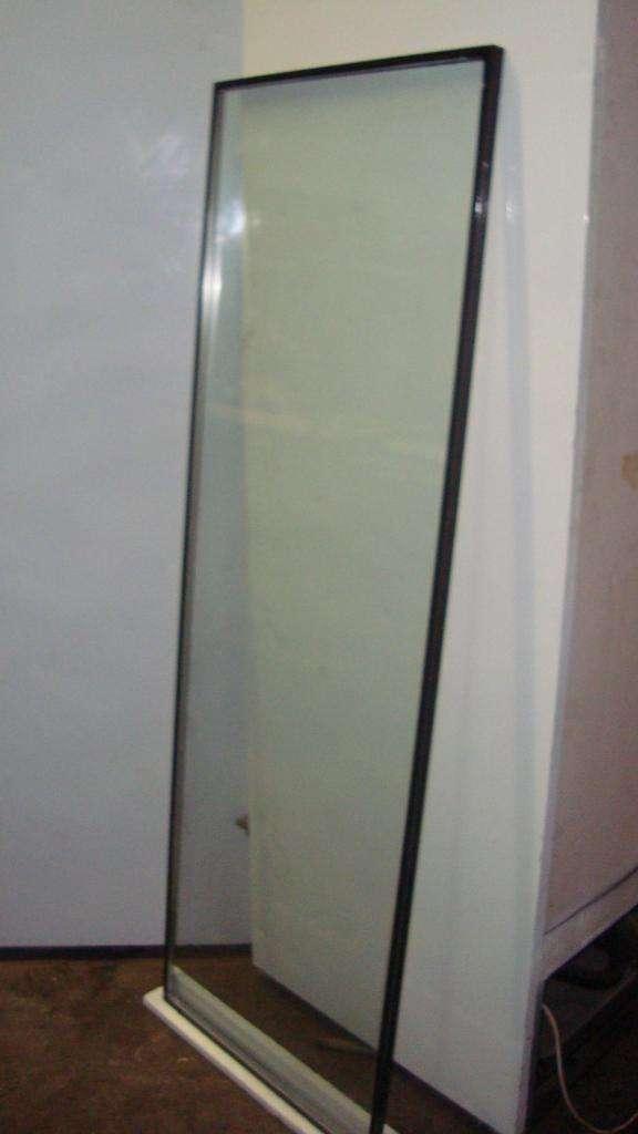 vidrios DVH de 1.30 x 0.60 mts espesor del paquete 2.2 cmts