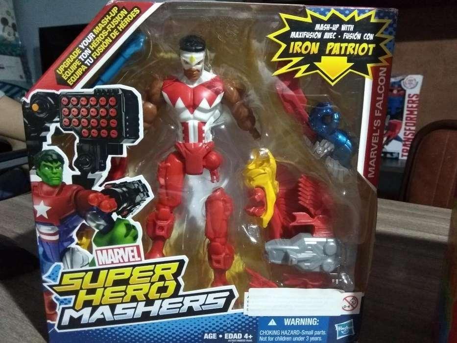 Super Héroe Mashers de Marvel