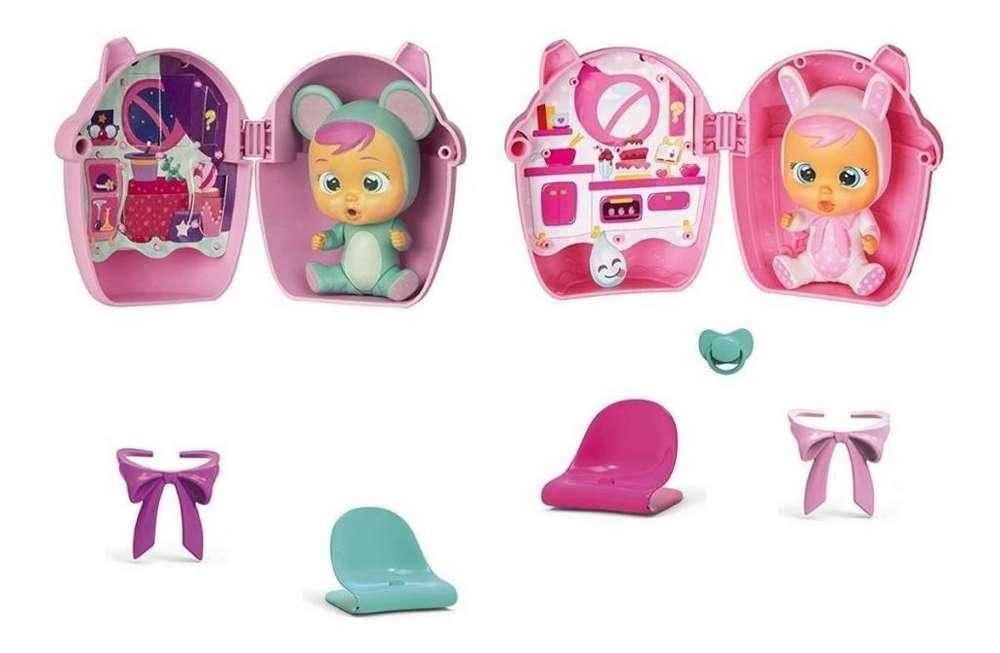 Vendo o Permuto Mini Cry Baby Magic Tears muñeca