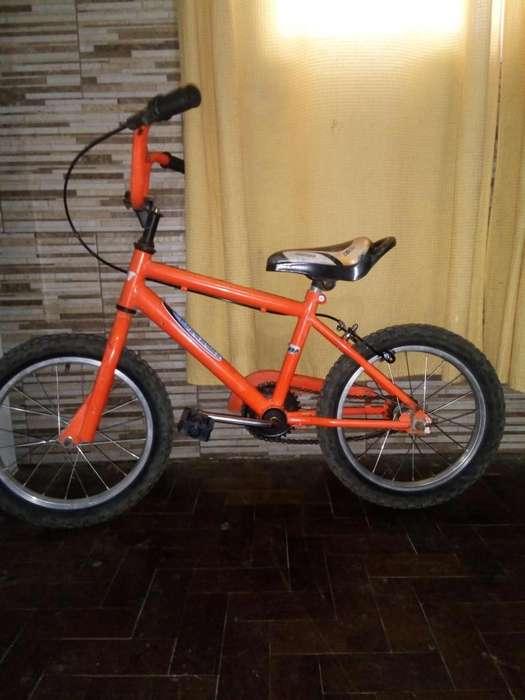 Bici lista para usar