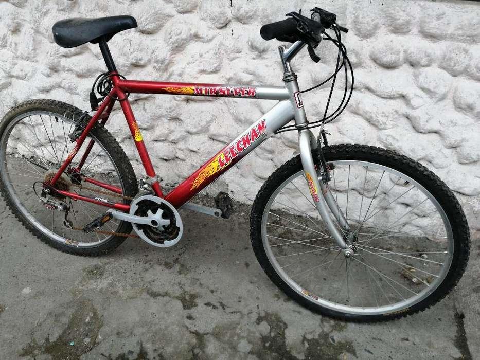 <strong>bicicleta</strong> Leechan