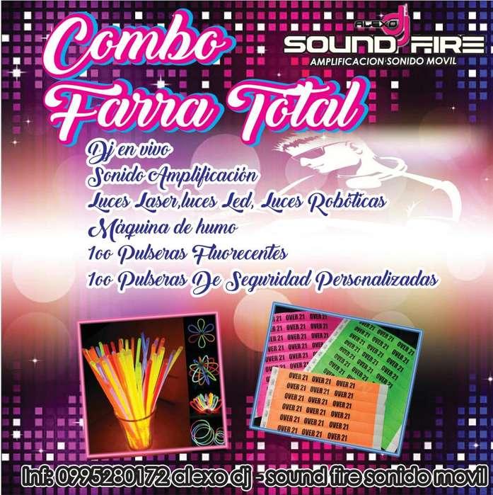 disco movil, karaoke, amplificacion